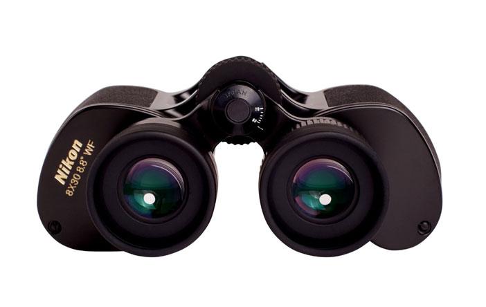 日本Nikon尼康双筒望远镜8x30E II