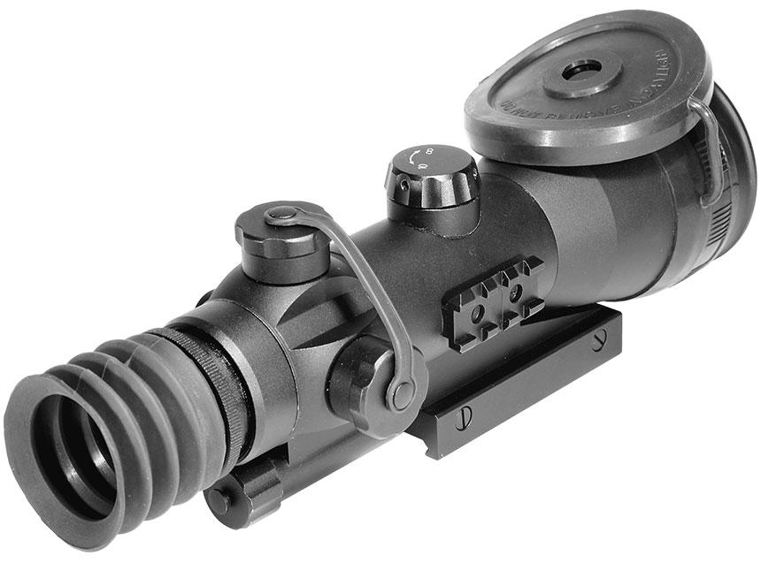美国ATN ARES 4-3 战神系列 三代夜视瞄准镜 内置十字线