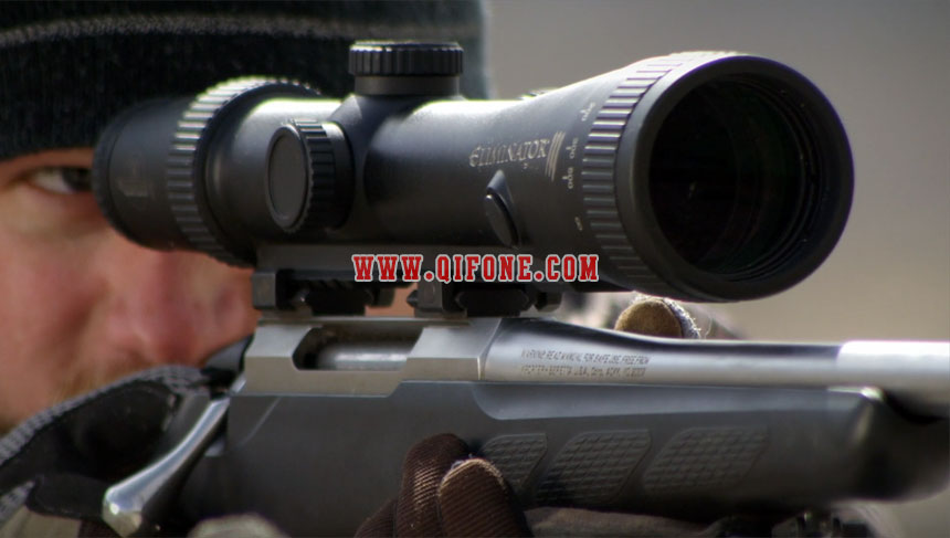 Burris伯里斯狙击瞄准镜ballistic iii 4-16x50三代 测距 弹道计算