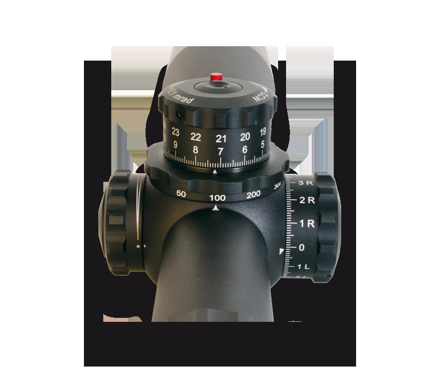 kahles K624i 长距离瞄准镜6-24x56i 6