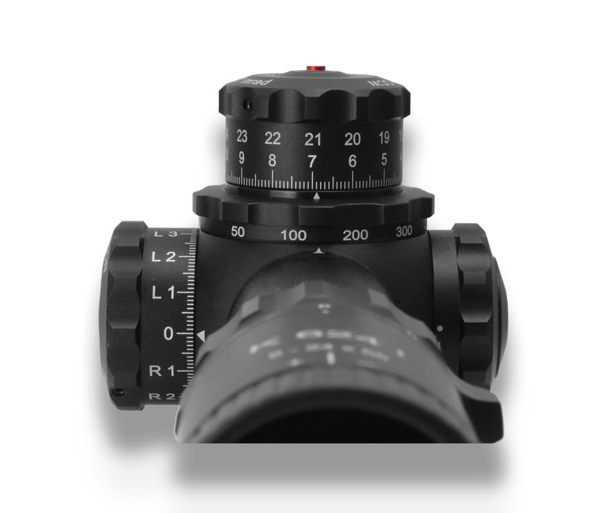 kahles K624i 长距离瞄准镜6-24x56i 7